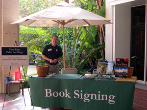 BOOK SIGNING FOR DAVID LEASER'S FIRST BOOK SETS RECORD