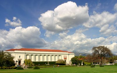 DAVID LEASER DELIVERS LECTURE AT HUNTINGTON LIBRARY