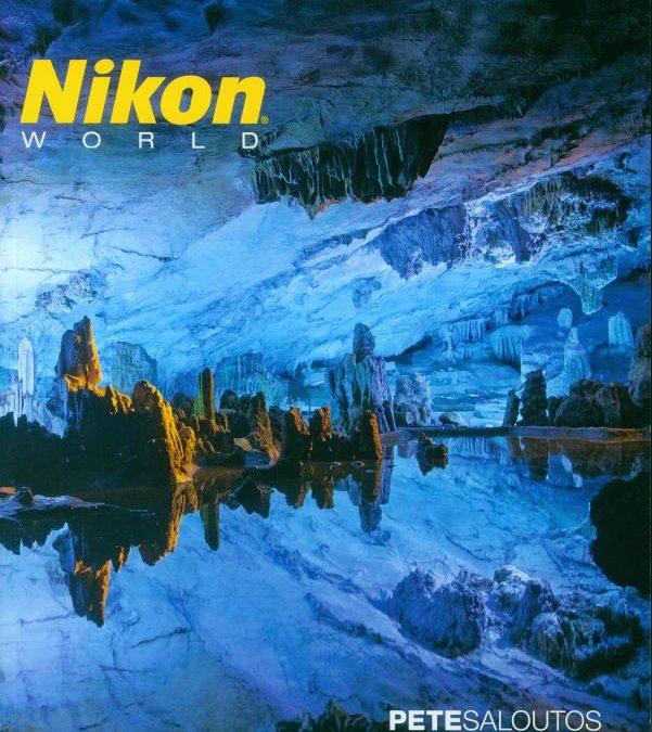 ACCLAIMED NIGHTFLOWERS PHOTO COLLECTION SHOWCASED IN NIKON WORLD MAGAZINE