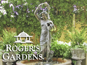 'AMERICA'S MOST BEAUTIFUL HOME AND GARDEN CENTER' HOSTS DAVID LEASER